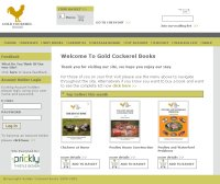 Gold Cockerel Books Site